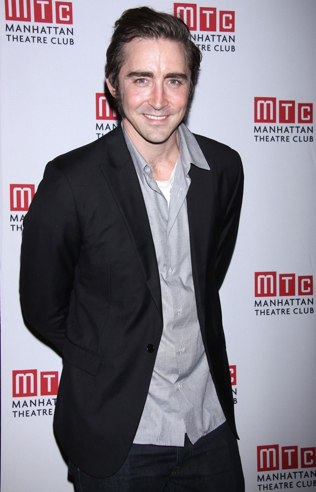 Lee Pace. Photo from news print